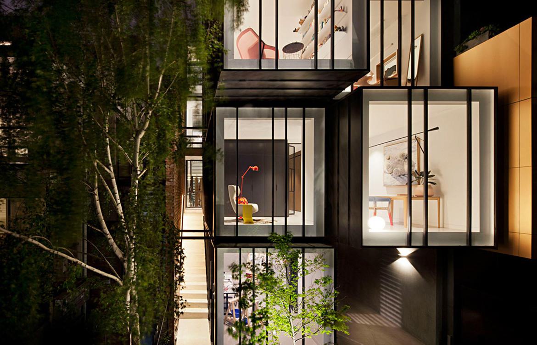 Mixed Use House by Matt Gibson A+D