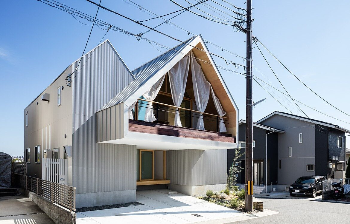 Newtown House Photography by Yohei Sakura Exterior