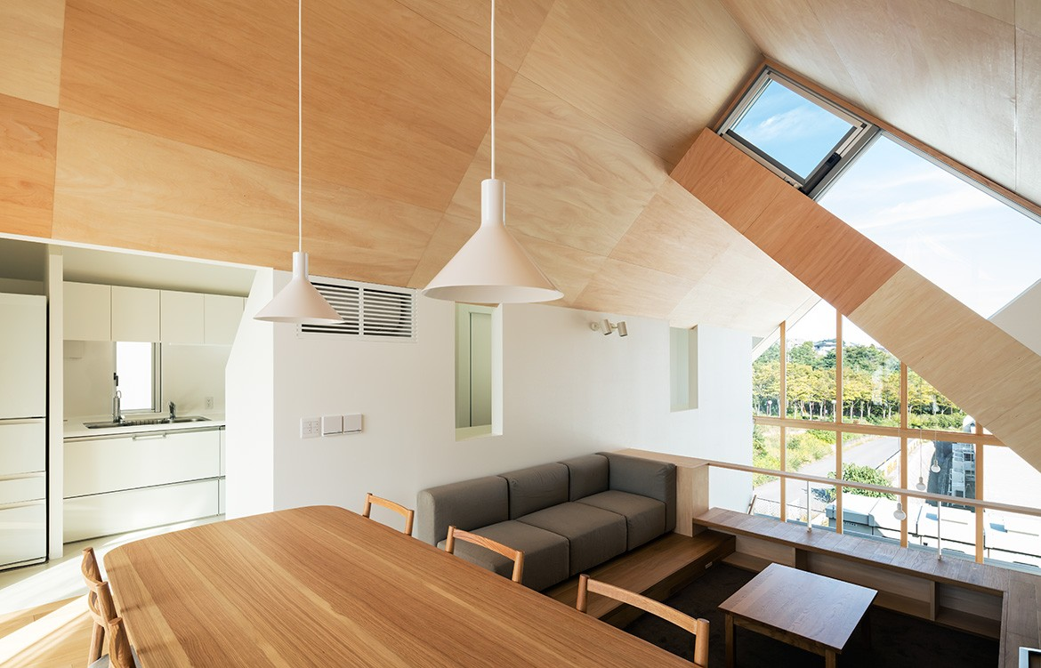 Newtown House Photography by Yohei Sakura Mezzanine
