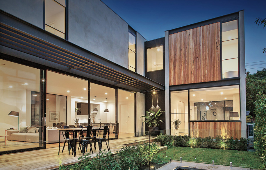 Outer Crescent Residence | Habitus Living