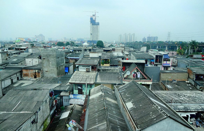 Jakarta Sinking Design Hunter Conversation