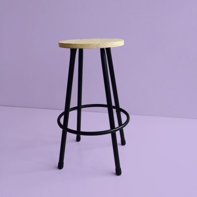 Rachel Vosila High Stool