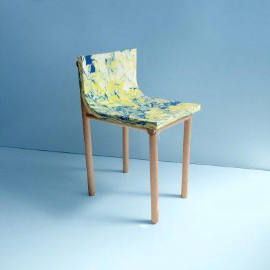 Rachel Vosila Marble Seat