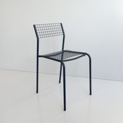 Rachel Vosila Metal Chair