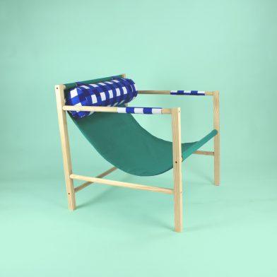 Rachel Vosila Wood Material Chair