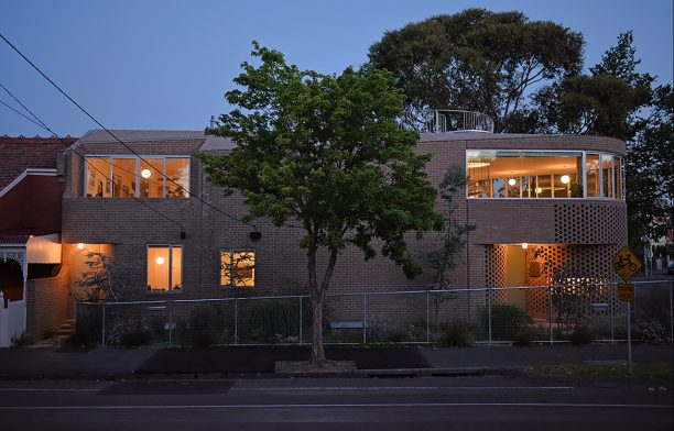 Rose House Photography by Andrew Kidman Street view