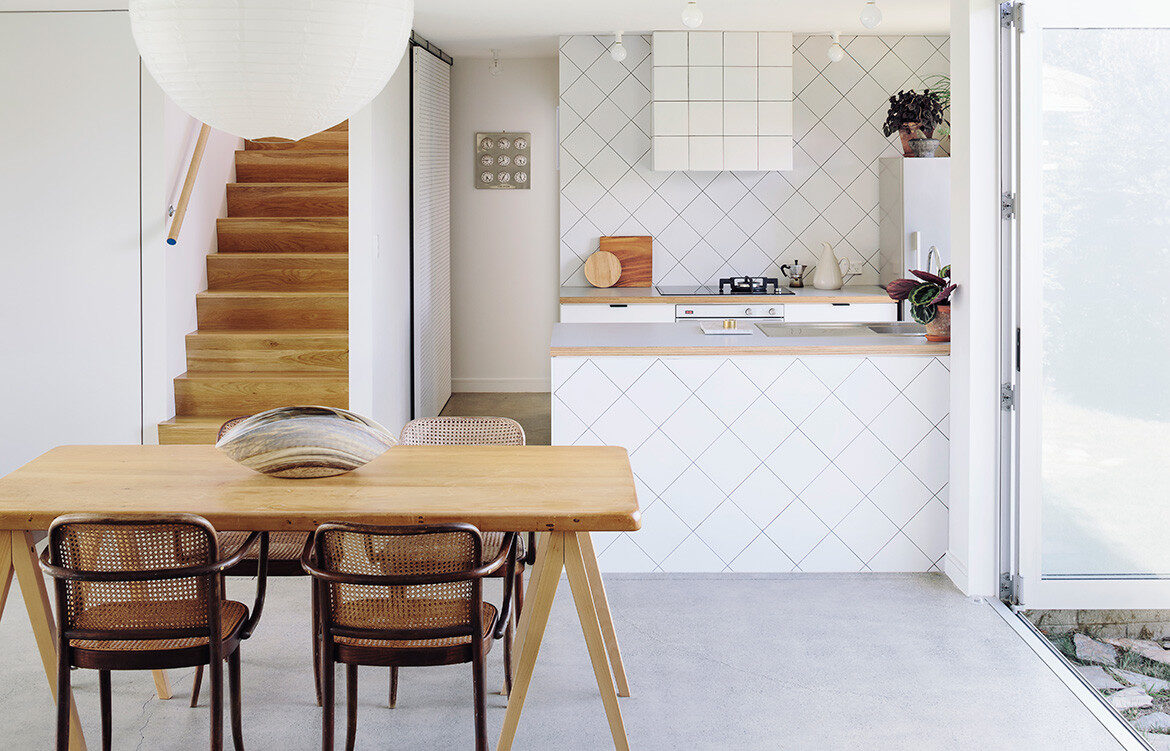 How To Design For The Compact Kitchen | Habitusliving.com
