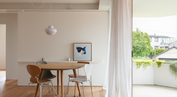 Small But Serene: Less is More in Bokey Grant's Calming MB Apartment