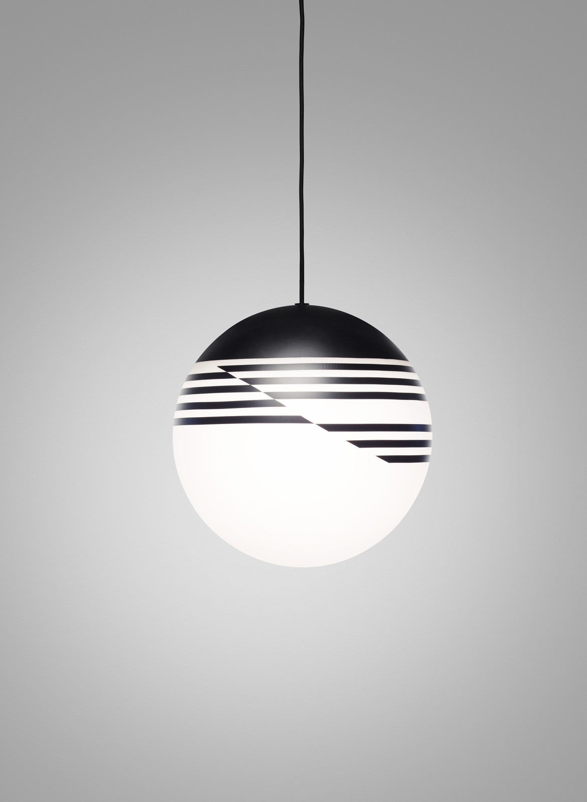 Space Furniture Lee Broom Optical pendant