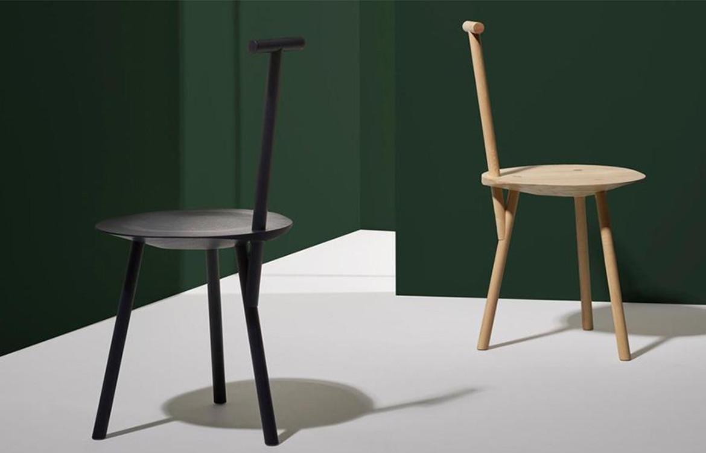 Spade Chair 3