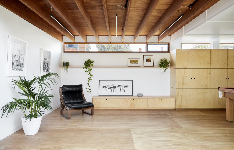Studio House Zen Bridge St Living area