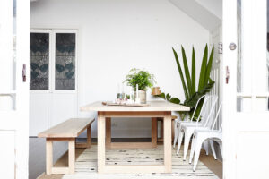 Luxa Rectangular Dining Table