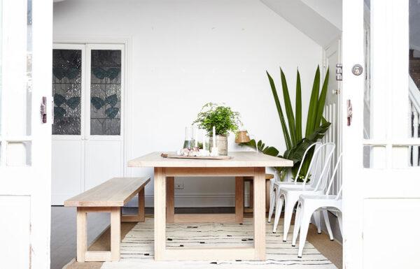 Luxa Rectangular Dining Table