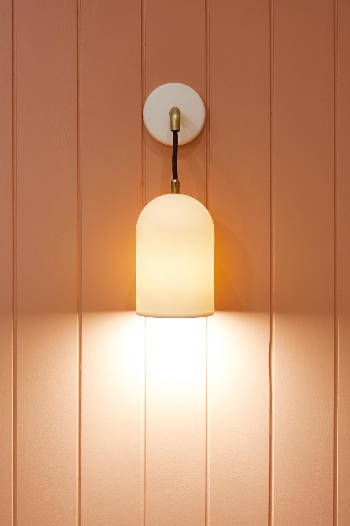 Tulip Cafe CoLab Design Studio Lighting