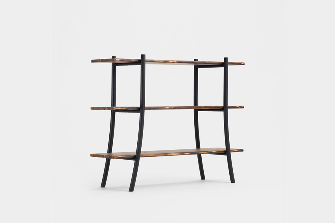 Ariake Collection Sky Ladder Low Shelf