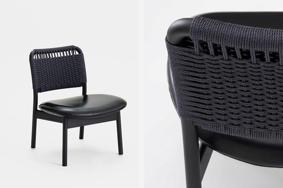 Ariake Collection Saga Chair