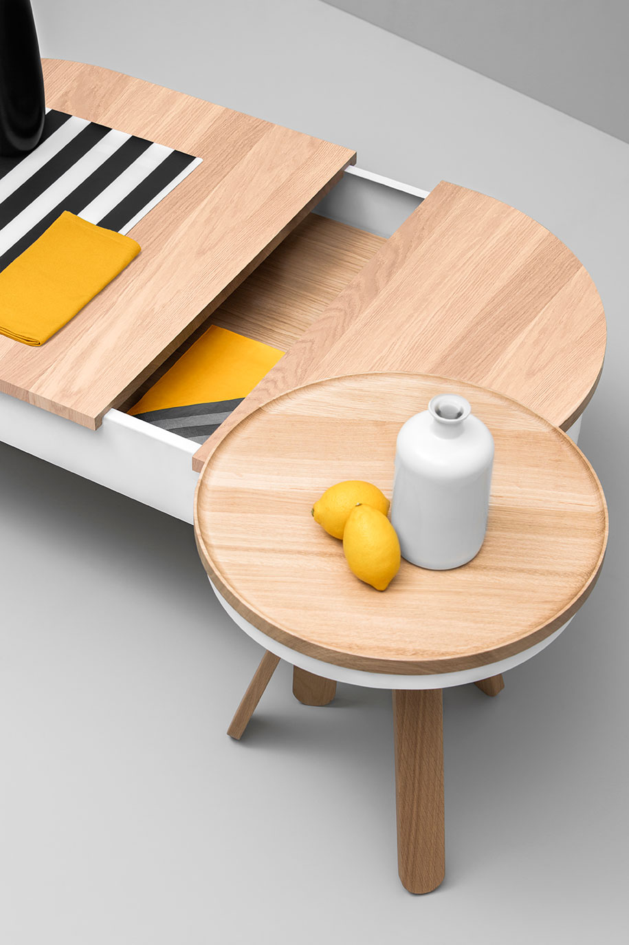 Batea Woodendot Coffee Table