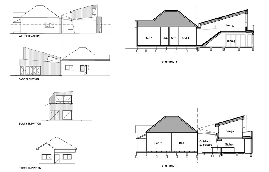 yarra_street_house_elevations_sections