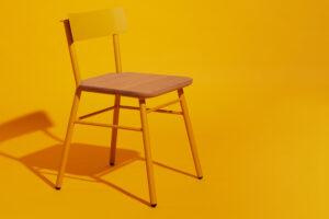 Sit Chair Yellow