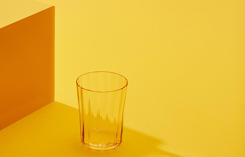Optic Glass Yellow