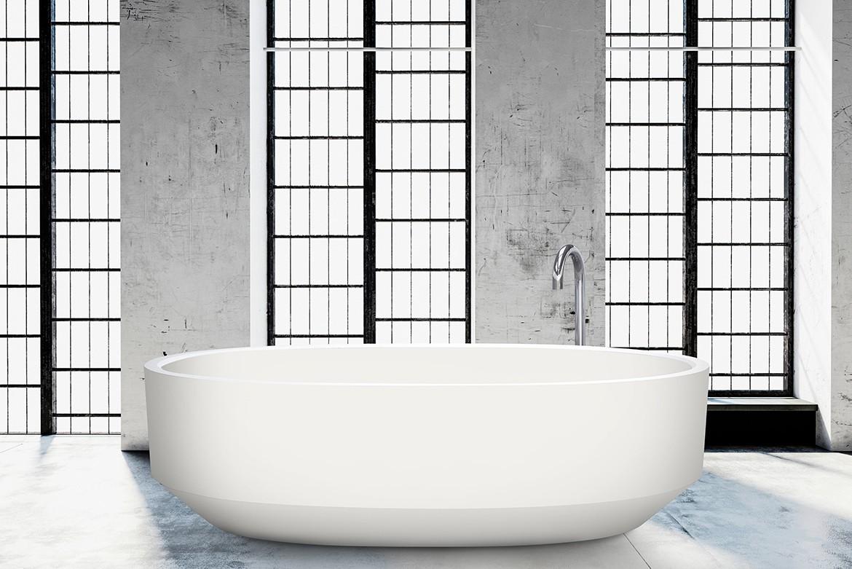 Zen Oval Bath | Apaiser | HabitusLiving Collection Design Product